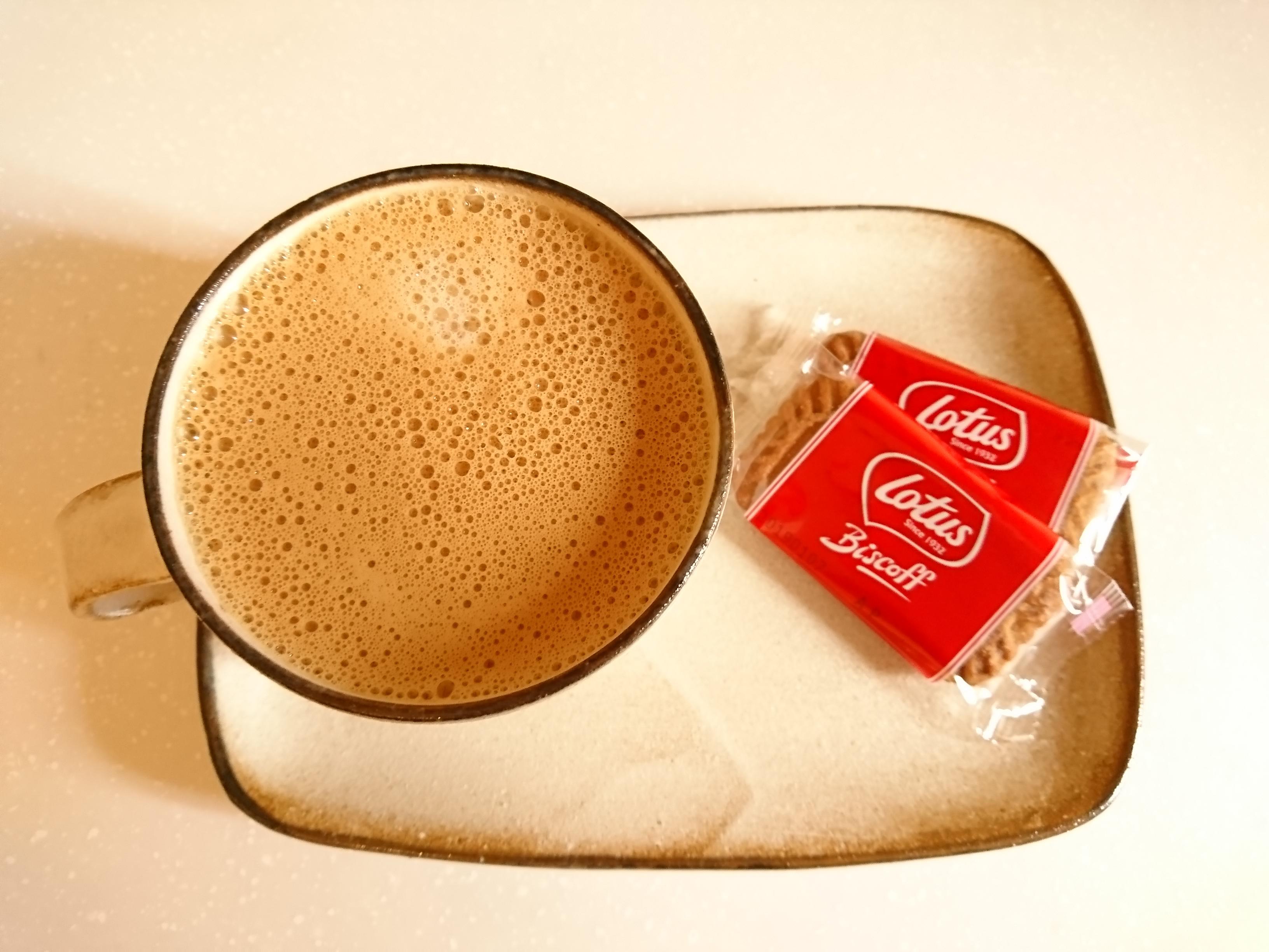 CafeTimeでリラックスのイメージ
